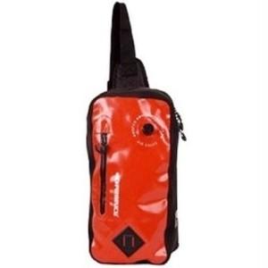 ピラルク 防水 ワンショルダーバッグ GP-004 レッド