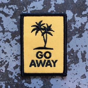 "dontreallycare""GO AWAY PATCH"""