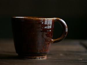 伊賀焼 カネダイ陶器 マグカップ
