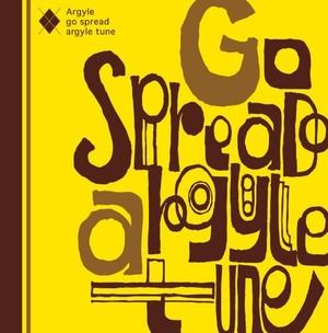 Go  Spread Argyle tune(12inch vinyl)