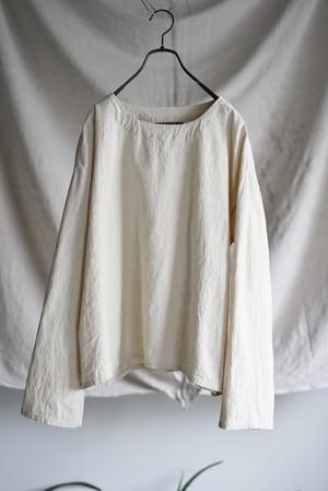 Vincent Jalbert - Full Vintage Linen T Shirt (natural)
