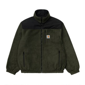 Carhartt DENBY REVERSIBLE JACKET - Black / Cypress