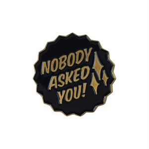"LilBulliesClub""NOBODY ASKED"""