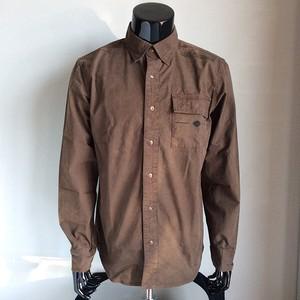 96412-18VM ウォッシュドキャンバスシャツ