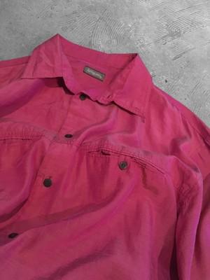 iridescent color shirt