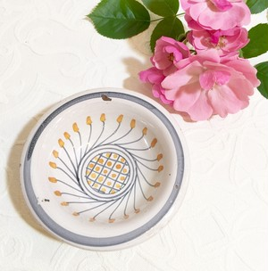 Antique Hand Painted Small Bowl   [CPV-18]