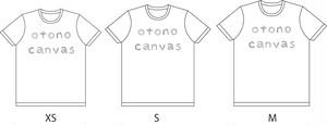 オーガニックコットン Tシャツ (otono canvas)