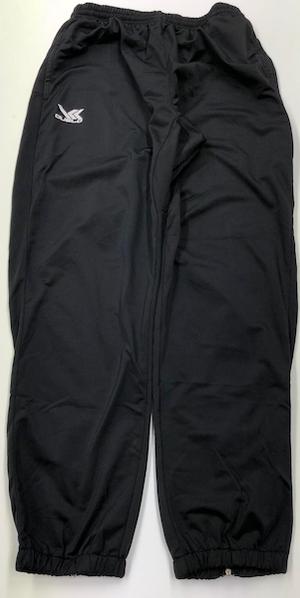 D-007J Jersey Long Pants BLK