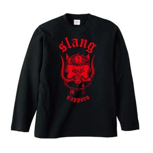 WAR PIG【LONG SLEEVE】RED