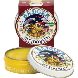 Badger Company, Organic Tattoo Balm, 2 oz (56 g)