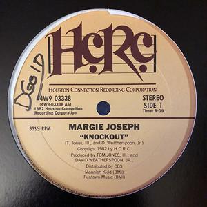 Margie Joseph - Knockout (12inch) John Morales & Sergio Munzibai [disco] 試聴 fps28116-16