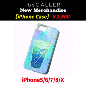 アイビーカラー iphone case (glitter)