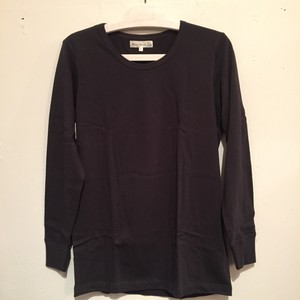 【Merz b.Schwanen】212 CREW NECK LONG SLEEVE [BLACK]