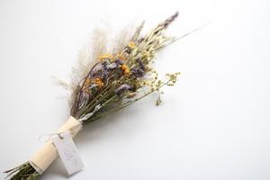 野草と野花ブーケ