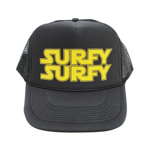 SURFY SURFY - SURFY WARS CAP(BLACK)
