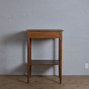 Occasional Table  / オケージョナル テーブル 〈サイドテーブル・花台・カフェテーブル・宣誓台・ディスプレイ〉