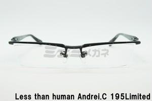 【正規取扱店】Less than human(レスザンヒューマン) Andrei.C 195Limited 映画『ハゲタカ』 劉一華役の玉山鉄二さん着用