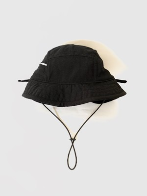 ハコフグ 5panel HAT /2020ss25.   color / BLACK