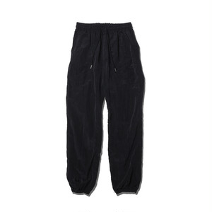 INDUSTRIAL NYLON PANTS / BLACK