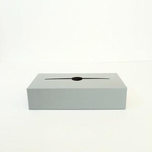 テッシュケースボックス(Grey)