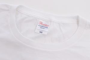 【レディス】ポリドラスTシャツ(ホワイト)