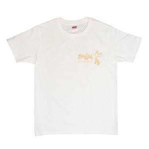 小林信一キャラクター Tシャツ白