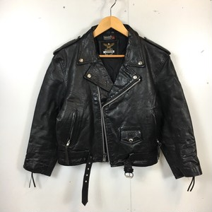80s thinsulate leather jacket