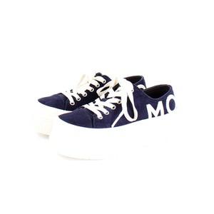 both × MONSE Sneakers Navy