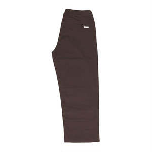FP SWEATPANS CHINOS SLIM FIT DARK BROWN