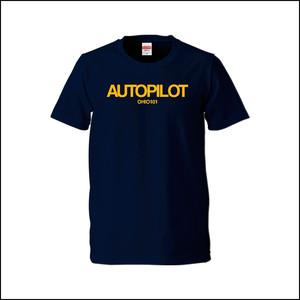 AUTOPILOT navy × yellow