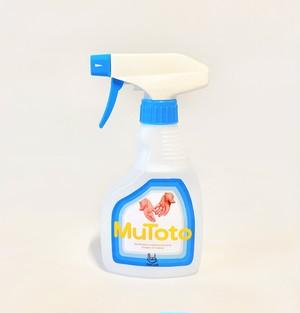 除菌スプレー:MuToto(ムトト) ※アルコール・界面活性剤不使用