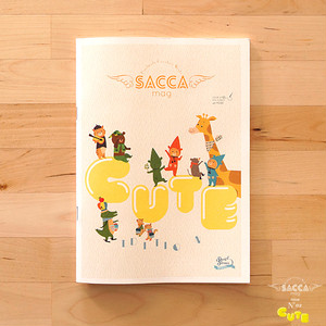 SACCA issue2:CUTE edition