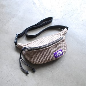 THE NORTH FACE PURPLE LABEL Mesh Waist Bag