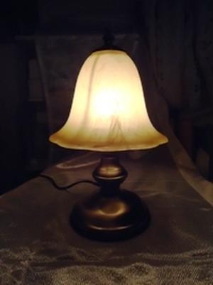 アンティーク風ランプ 1018-1