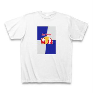 レッドブルならぬレッドパンダなゆるTシャツ