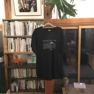 赤石商店Tシャツ 「Unknown Pleasures」