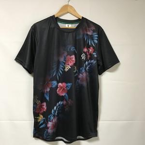【NOSSO SENHOR DO PARAISO】アロハ柄プラシャツ