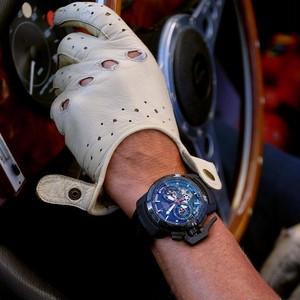 【GRAHAM グラハム】Chronofighter Superlight Carbon Skeleton クロノファイタースーパーライトカーボン スケルトン/国内正規品 腕時計