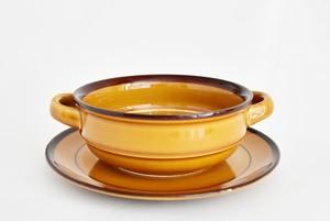 Noritake ノリタケ stoneware 持ち手つきグラタン皿