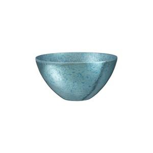 SUSgallery (サスギャラリー) 真空チタンカップ TITANESS Bowl line 【Bowl (M) Capri Blue】