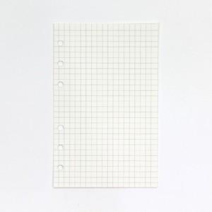 DIARY PAPER  方眼(リフィル)