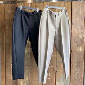 08sircus / Double face tuck pants