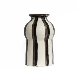 CANASA (カナサ) Flower vase (フラワーベース・花器) ラインベース M