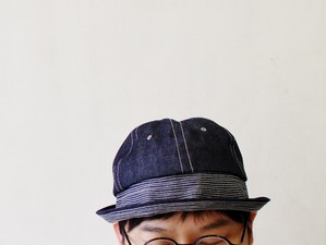 SAILORHAT|washed 8oz KOJIMADENIM【M59】