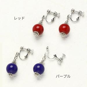 【worcolle】ボールパーツイヤリング(No.132640-41)
