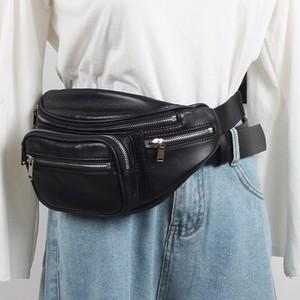 Multi Bag Belt Pouch PU Leather Travel Bag Belt Bag (HF99-0775552)
