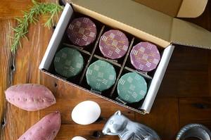 【季節限定】農園プリン アソート6個セット <プレーン/さつま芋>