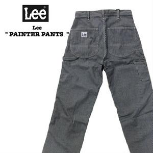 PAINTER PANTS / ペインターパンツ / ヒッコリー Lee / リー / LM7288 DUNGAREES / ダンガリーズ ワークパンツ / トラウザー / Hickory