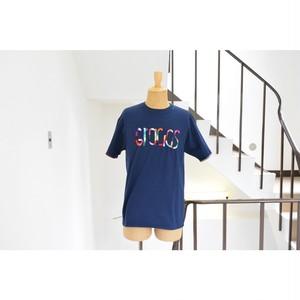 OAXACA1604-0002Graciasハンド刺繍Tシャツ