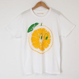 Tシャツ(ビーオレンジくん)